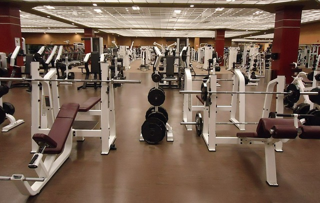 Your hotel gym probably won't look like this!